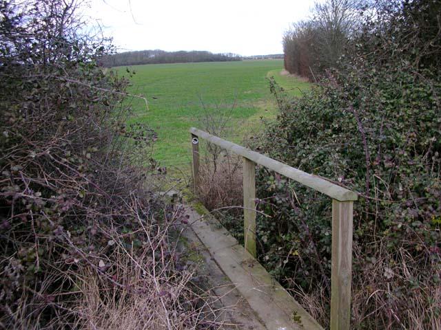 Footpath to Denford Ash