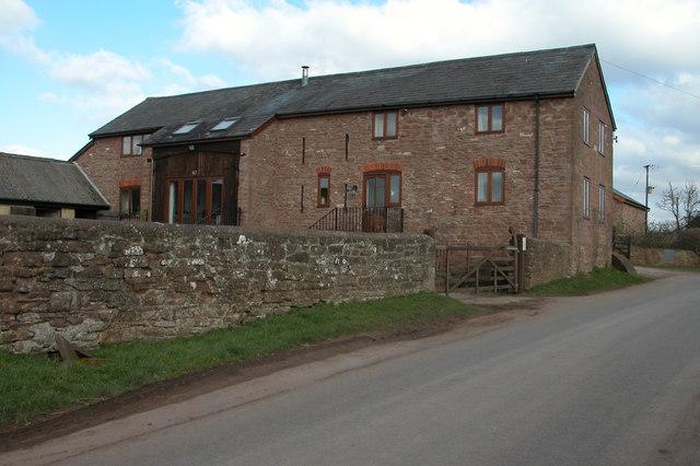 Barn Cottage, King's Caple
