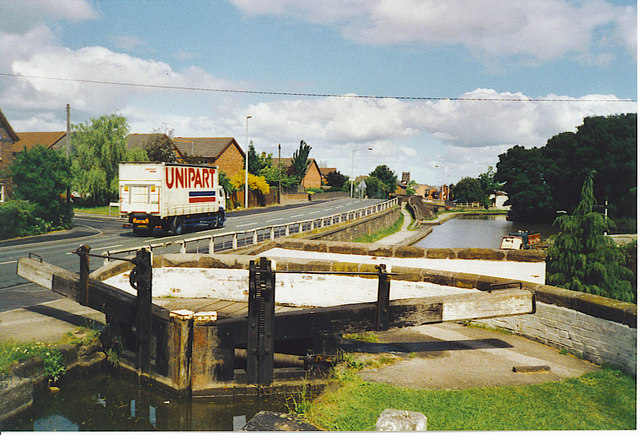 Trent and Mersey Canal, South Middlewich.