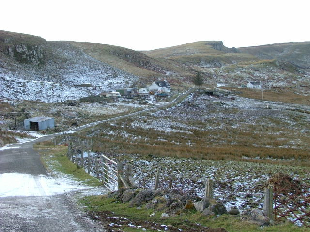 Crofting Township of Connista