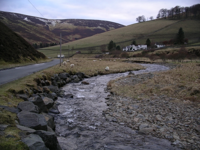 Glentress Water