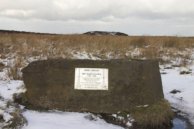 Site of RAF radar station