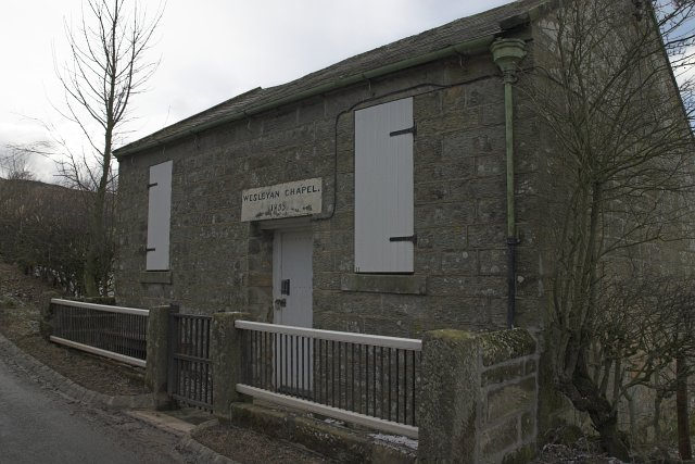 The chapel near Botton village