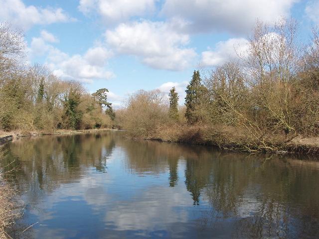 Grand Union Canal, near Watford