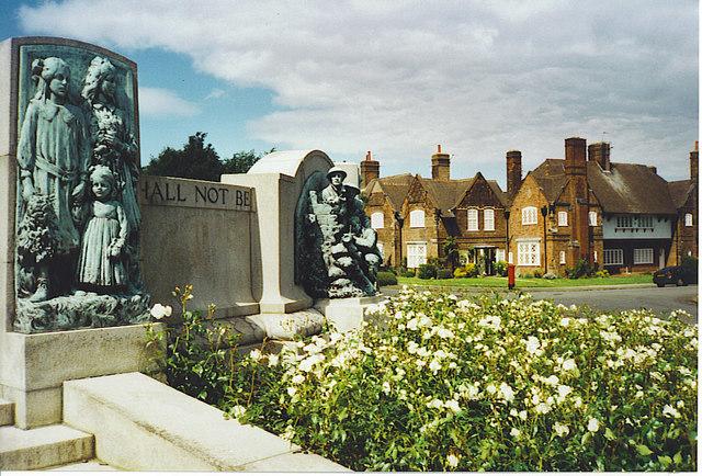 War Memorial, Port Sunlight.