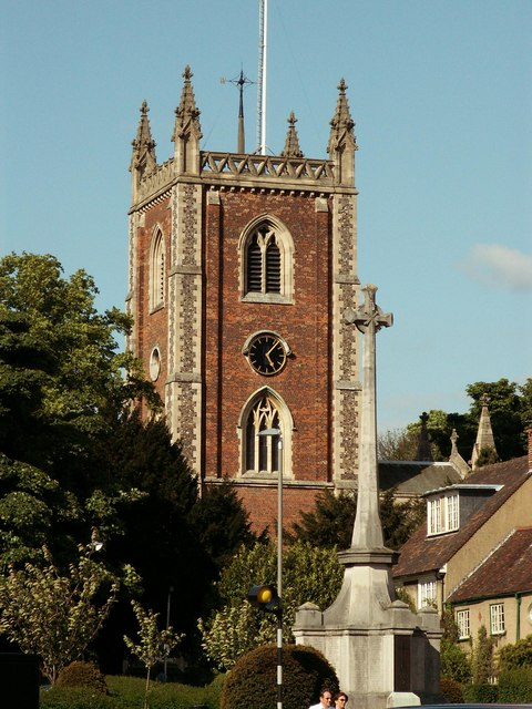 St. Peter's Church, St. Albans, Herts.