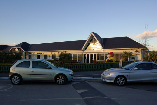 Holiday Centre