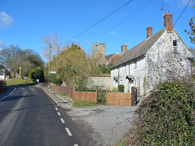 Houses Sixpenny Handley Dorset