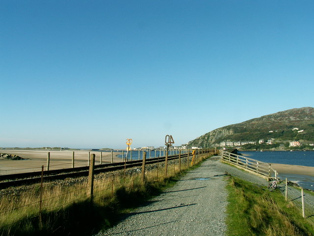 From Morfa Mawddach Station