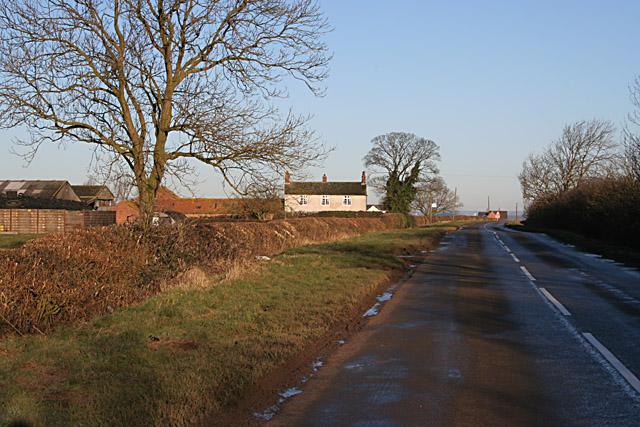 Lodge Farm, Clawson Hill, Leicestershire