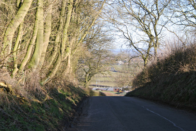 Green Hill, near Old Dalby, Leicestershire