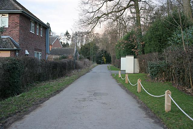 Buddons Lane, Quorn