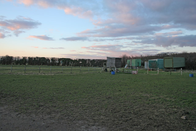 Farmland near Barrow-upon-Soar, Leicestershire