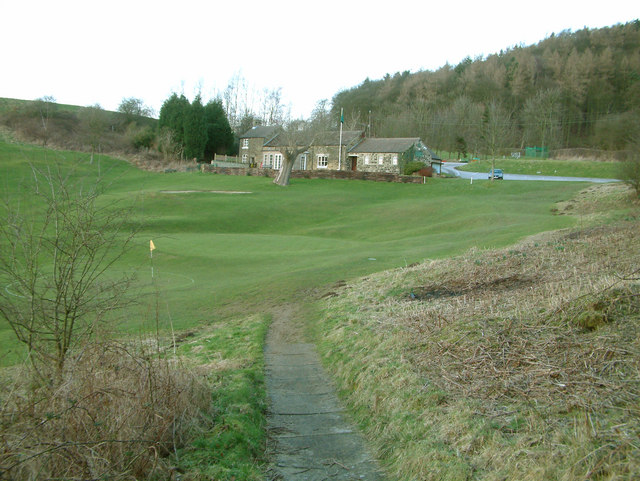 Bakewell Golf Club.