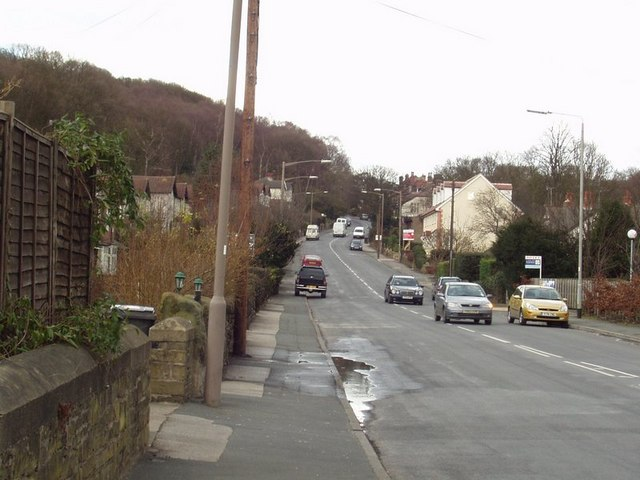 Hawksworth Road, Horsforth