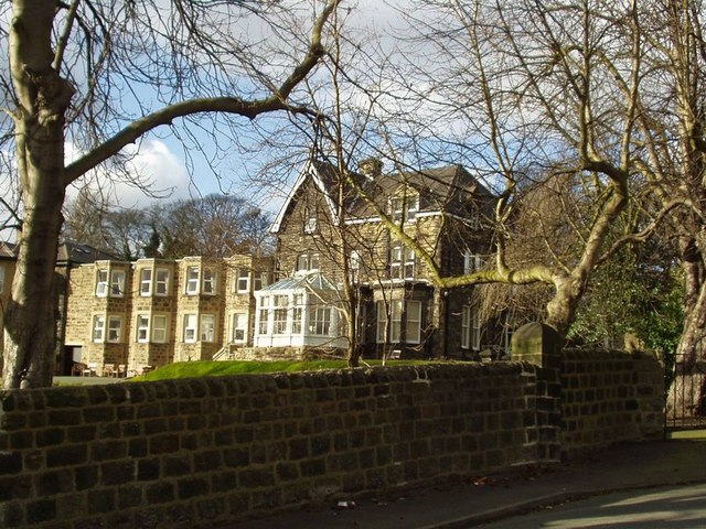 St Joseph's Convalescent Home, Outwood Lane, Horsforth