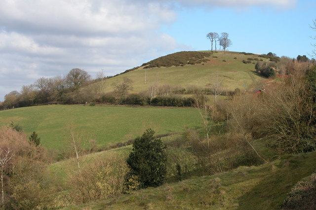 Cole's Tump, Orcop Hill