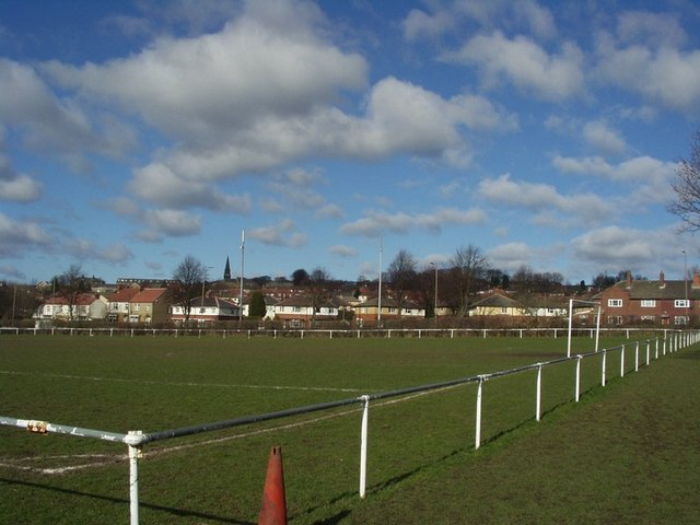 Football Pitch, Cragg Hill Rec, Horsforth