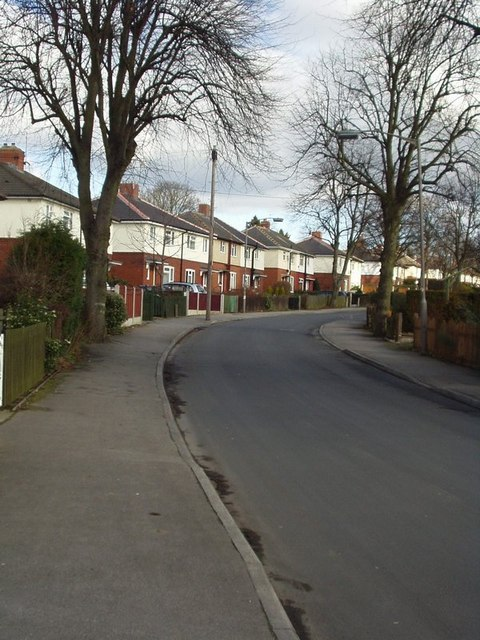 Broadgate Walk, Horsforth