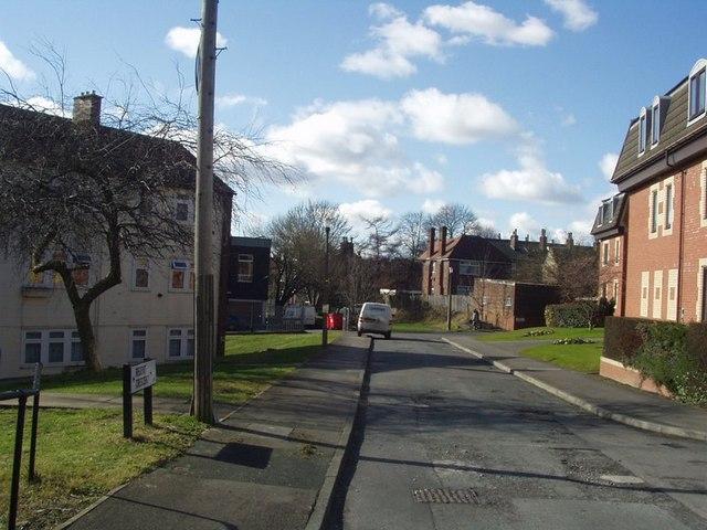 Regent Crescent, Horsforth