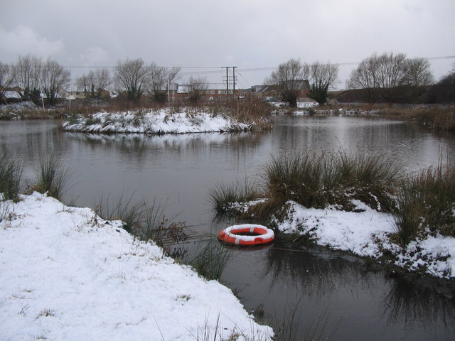 The Mead pond
