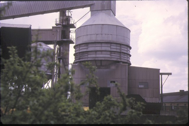 Rockware Glass Works, 1973