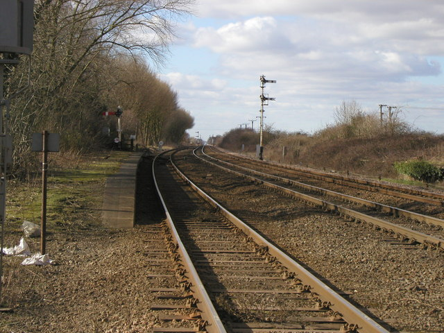 The Hull to Leeds/London Line