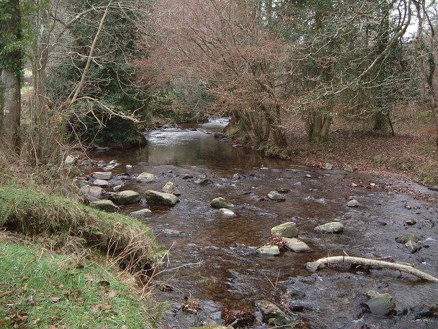 Horner Water, Horner near Porlock