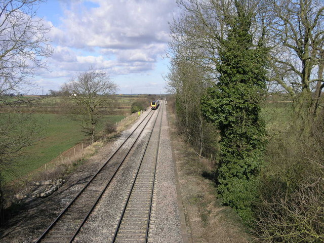 Railway North From Tamworth