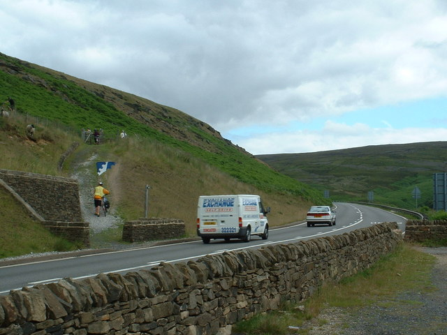 Above Woodhead Tunnel