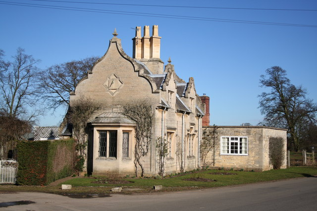Belton village estate cottage