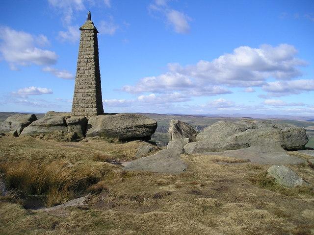 Wainman's Pinnacle, Earl Crag
