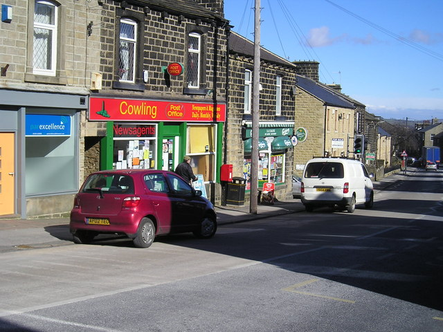 Cowling Post Office