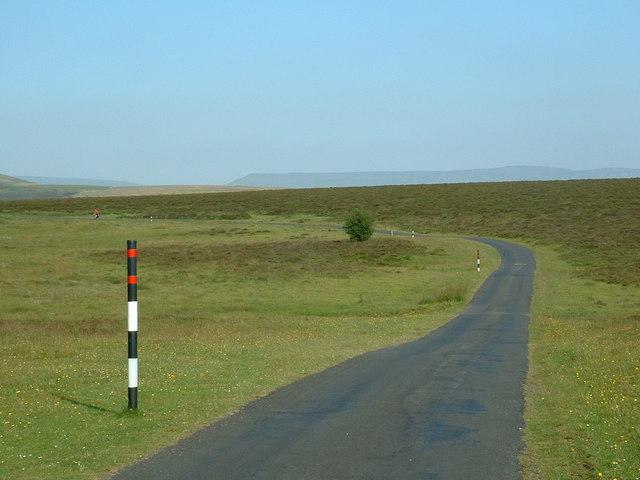 Tarn Moor near Sunbigin Tarn
