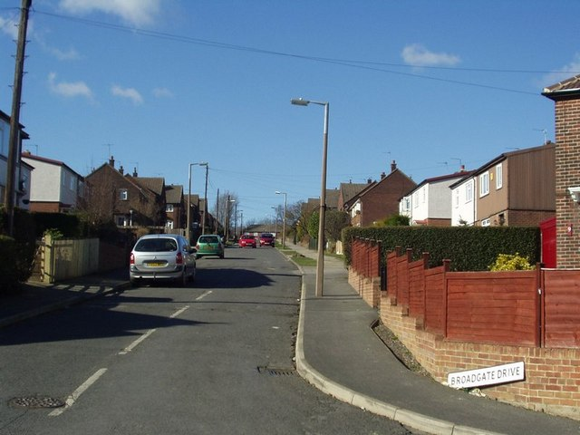 Broadgate Drive, Horsforth