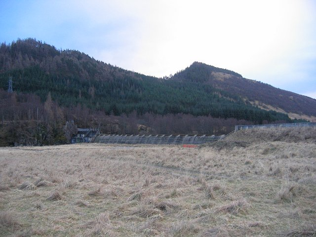 Spey Dam