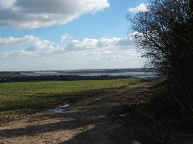 Grange Farm Track