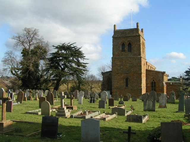 Harlestone Church