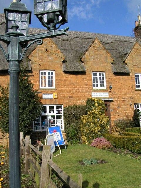 Harlestone Post Office