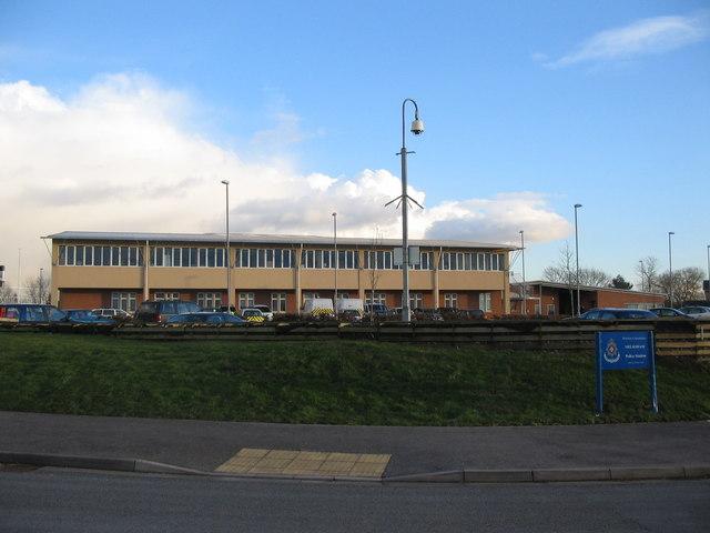 Melksham Police Station