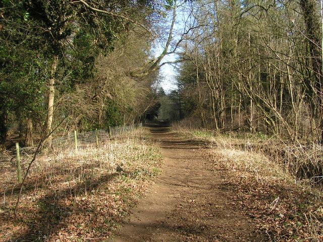 Bridleway, Harlestone