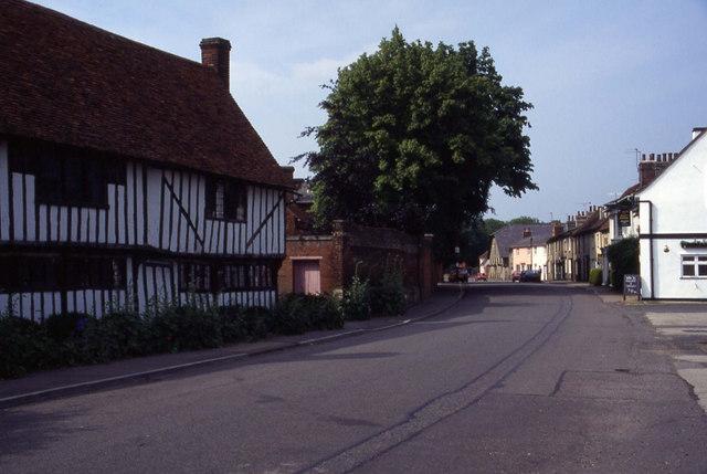 Stratford St. Mary