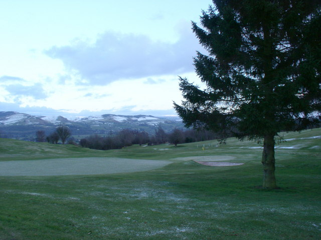 Pwllglas Golf Course