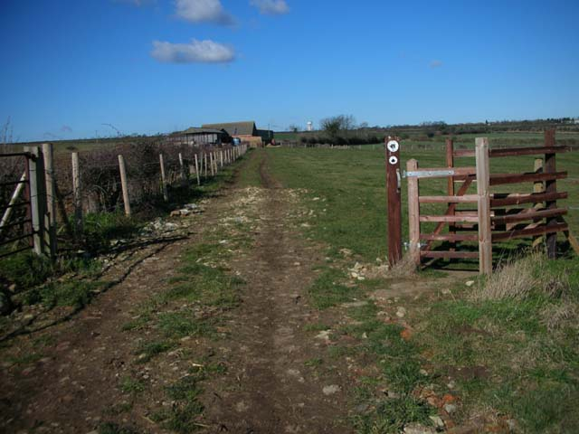 Farmland and Footpaths
