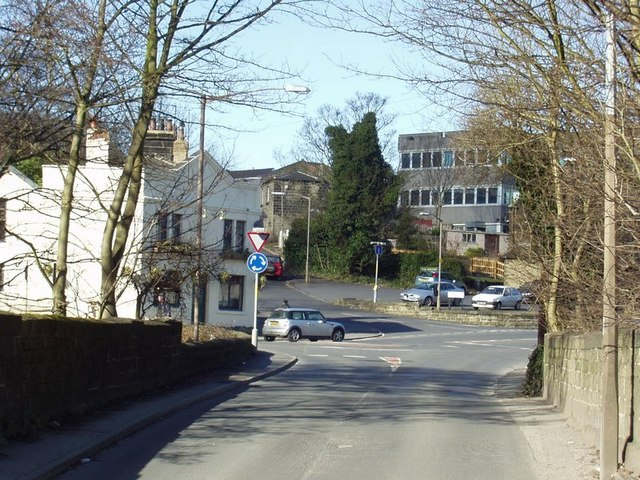 Oil Mill Bridge, Butcher Hill, Horsforth