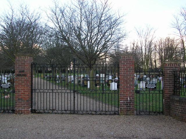 Send Cemetery
