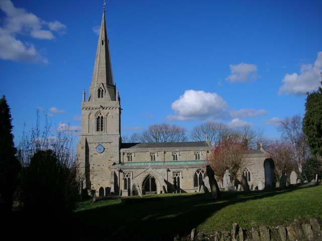 Holy Trinity Church Denford