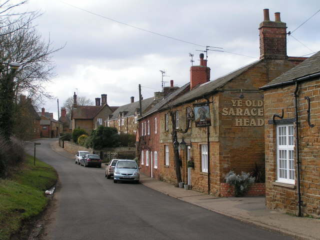 Ye Olde Saracen's Head, Little Brington