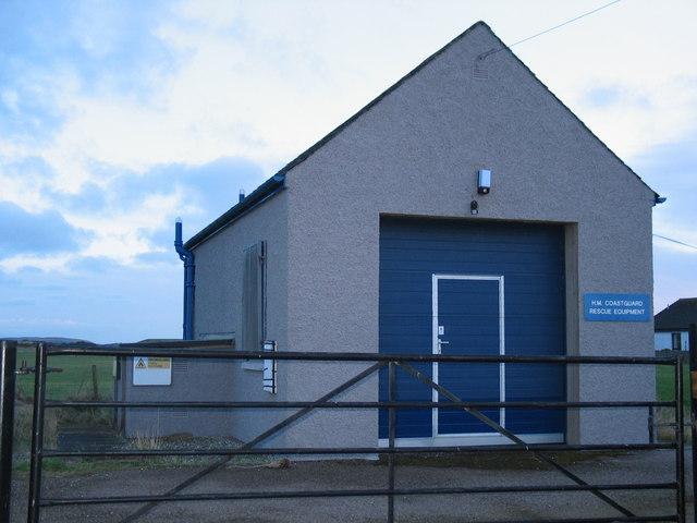 Coastguard Station Southend.