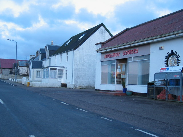 General stores and tearoom Southend.